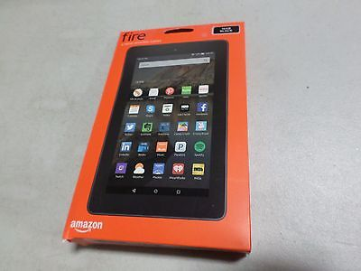 Amazon Fire Tablet 5Th Generation 16Gb  Wi Fi  7In   Black