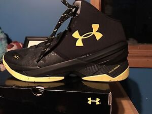 Under armour curry 2 size 13