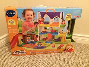 Vtech Go!Go! Smart Friends Busy Sounds Discovery Home