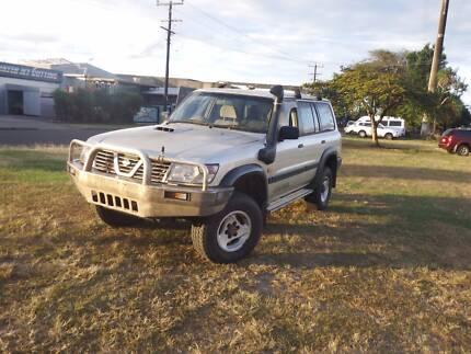 2000 Nissan Patrol Wagon Diesel vz RWC