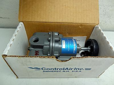 (CONTROL AIR INC. 700-CC TYPE 700 HIGH FLOW PRESSURE REGULATOR *BRAND NEW IN BOX*)