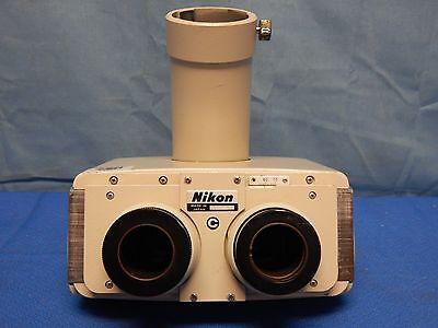 Nikon Camera Mount Tirnocular Microscope Head