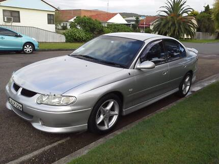 2002 Holden Commodore Sedan