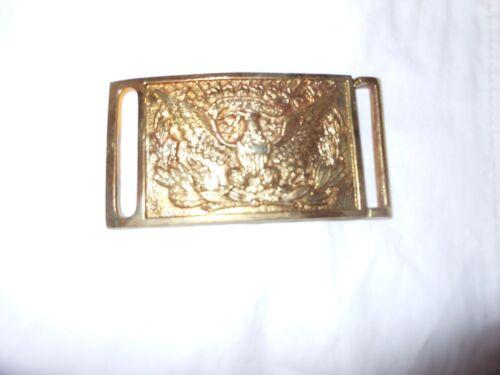 M1851 Officers sword belt buckle, replica, new