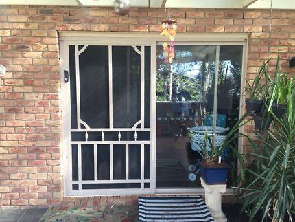 Double Glass Sliding Doors & doors sliding doors   Building Materials   Gumtree Australia Free ...
