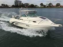 Venom Ultimate F/glass 1/2 Cabin Cruiser Hardtop / FIshing Boat Halls Head Mandurah Area Preview