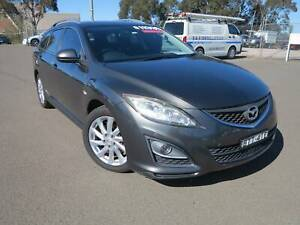 2010 Mazda 6 Touring Medlow Bath Blue Mountains Preview