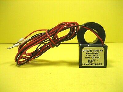 Cr Magnetics Cr9350-npn-48 Current Switch