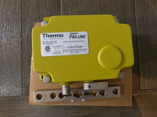 THERMO SCIENTIFIC RAMSEY PRO-LINE Safety Pull Switch SPS-2D **NEW**
