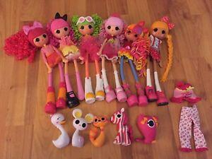 Lalaloopsy girl dolls
