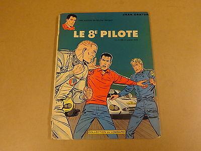 BD EO 1965 / MICHEL VAILLANT - LE 8e PILOTE