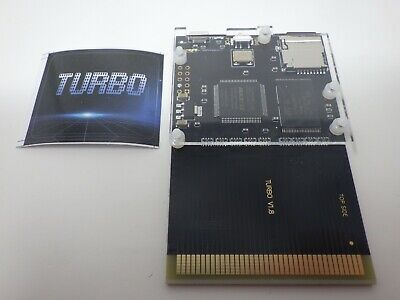 Super 500 in 1 Turbo Everdrive Turbografx-16 PC Engine GrafX Game with 8GB card