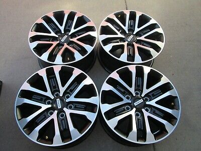 "17"" FORD F150 RAPTOR FACTORY BLACK  WHEELS RIMS for sale  Shipping to Canada"