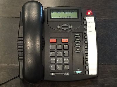 Aastra 9116 Phone Business Telephone Charcoal With Power Supply