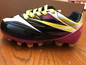 Toddler girl cleats size 8