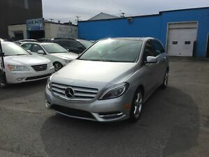 2013 MERCEDES-BENZ B250, SPORT PACKAGE, LIMITED PACKAGE, CAMERA