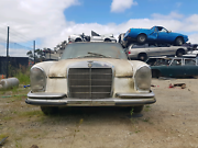 1966 Mercedes 250se auto Pakenham Cardinia Area Preview