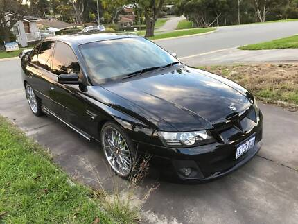 2006 HSV Clubsport **SUPERCHARGED** West Perth Perth City Area Preview