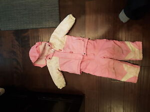 Girl T3 snow suit