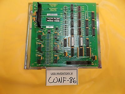 Varian Semiconductor Equipment 102596001 Regen Logic Pcb 102596100 Used Working