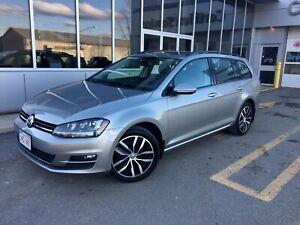 2016 VW Sportwagon
