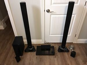 Samsung Surround Sound 3D Blu Ray Home Theatre System