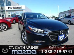 2017 Mazda Mazda3 GX $0 DOWN $75/WEEKLY