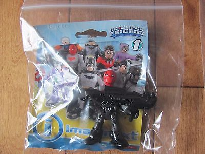 Fisher Price Imaginext RED HOOD Series 1 DC Super Friends NEW