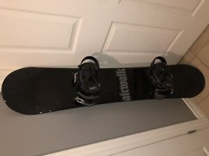 Airwalk Snowboard and FireFly boots size 6.5