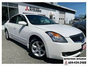2009 Nissan Altima 2.5 S; Local BC vehicle! One owner since new!