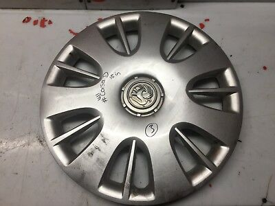 VAUXHALL CORSA D 15 INCH 1X ALLOY WHEEL TRIM 2006>2014 #411.3