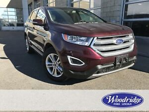 2017 Ford Edge SEL ***PRICE REDUCED*** SUNROOF, NAVIGATION, R...