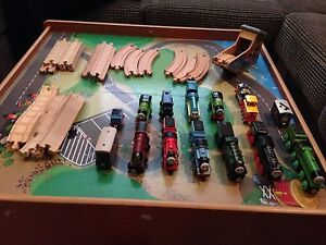 Thomas Trains and Table