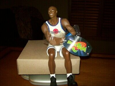 Michael Jordan  uniform vinyl doll, Space Jam; Applause NEW