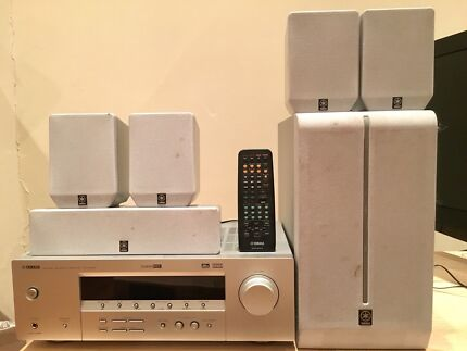 Yamaha Digital Home Theatre System 5.1 Channel