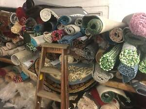 Brand New Ex-Showroom Rug Stock TO BE CLEARED