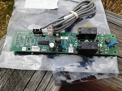 Silver King Part 35896 Control Board With Pc16f876a  Al
