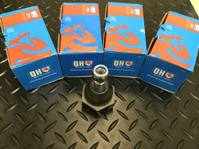 MGF COMPLETE SET OF UPPER BALL JOINTS FRONT AND REAR