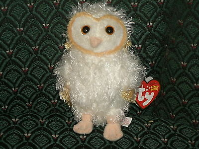 TY EGLANTINE the OWL BEANIE BABY - LEGEND of THE GUARDIANS OWLS of GA'HOOLE 2010 2010 Ty Beanie Baby