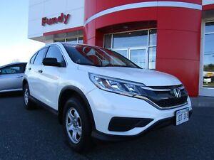 2015 Honda CR-V LX w/backup cam, heated front seats