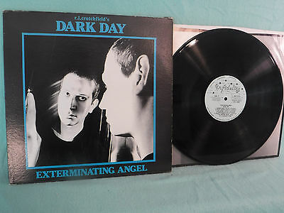 R L  Crutchfields Dark Day  Exterminating Angel  Infidelity Jmb 229  1980