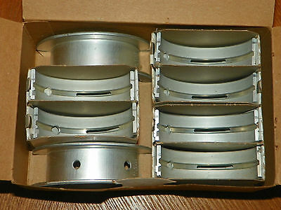 1962-1980 Buick/Chevy/Olds/Pontiac 194,230,250 6cyl  .010 main bearing set