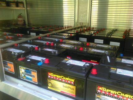 Batteries Car Best Warranty Brisbane Area BRAND NEW