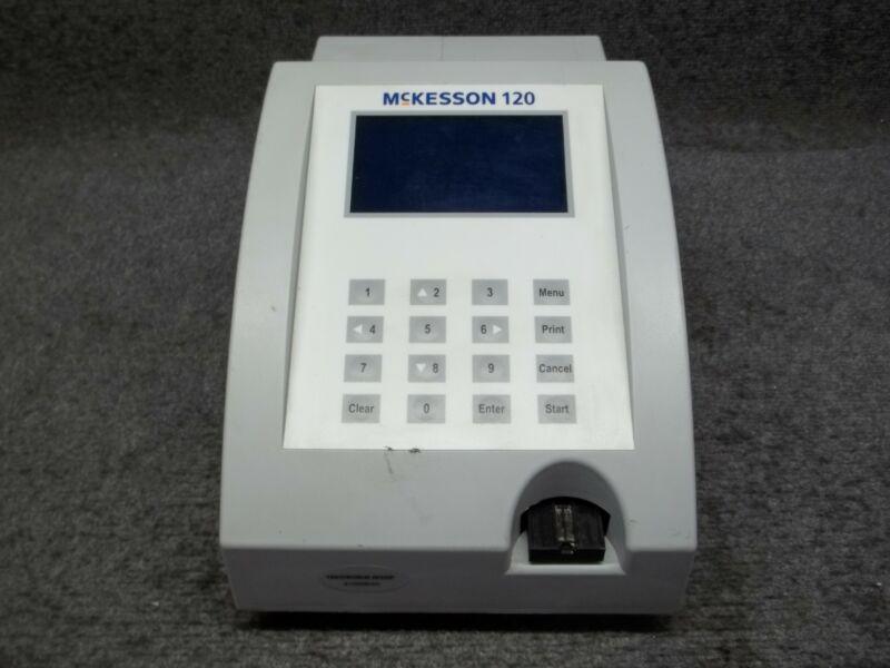 McKesson Medical-Surgical 120 Digital Urine Analyzer Machine System