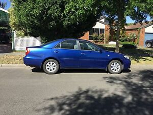 2002 Toyota Camry Sedan Rowville Knox Area Preview