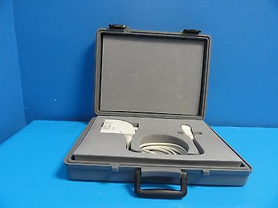 Siemens 3.5p14 Phased Array 3.5mhz Transducer W Case For Omnia Versa 10337