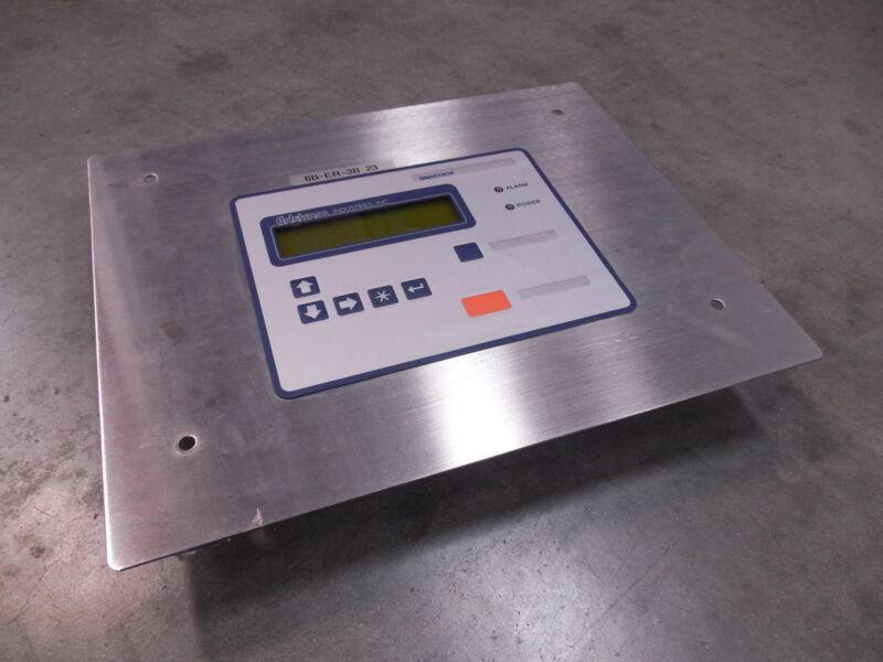 USED Edstrom 6100-9110-010 Smartbox Control Panel Rev. D