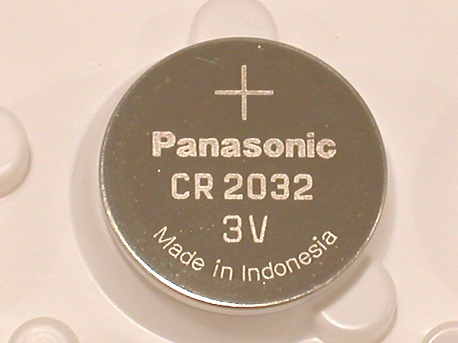 20 pc BULK PANASONIC CR2032 cr 2032 ECR2032 3v Battery EXPIR