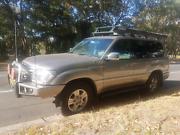 Toyota Landcruiser V8 Sahara 2006 Dual Fuel Croydon Maroondah Area Preview