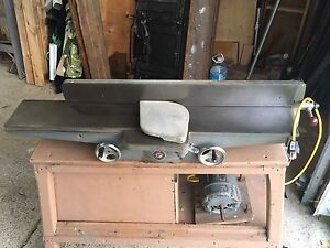 """*New Price 6"""" Rockwell jointer"""